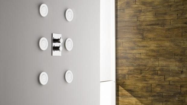 Design bath taps and shower heads