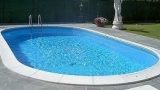 Building a swimming pool