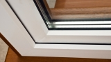 Wooden and aluminum windows