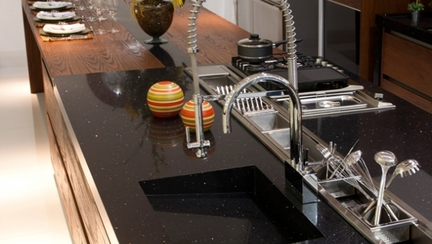 How to take care of worktops in the kitchen