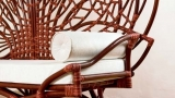 Rattan and wicker furniture