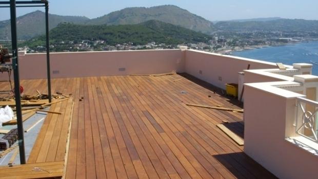 Wood floors outdoor