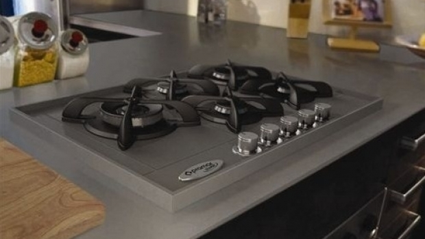 Stone or stone effect hobs and sinks