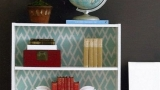How to customize the bookshelf