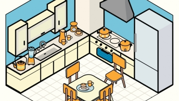 Kitchen Accessories, Appliances and Components
