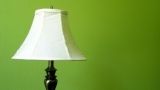 Lampshades and furniture