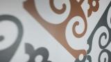 Decorative ceramics for interior