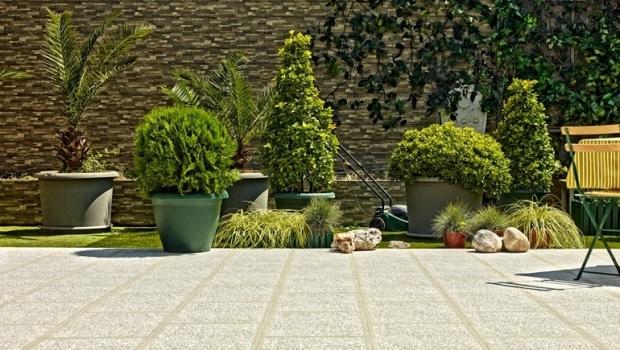 Innovative flooring for outdoor