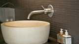 Washbasin and bathroom furniture