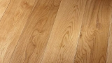Prefinished solid wood parequet floor