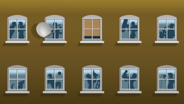 Sound-insulating walls