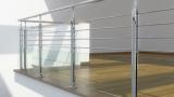 Safe railings and parapets safe