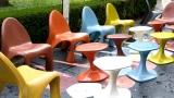 Furniture and Design in Concrete