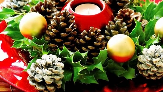 Christmas according to nature