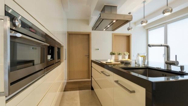Kitchens in polymer