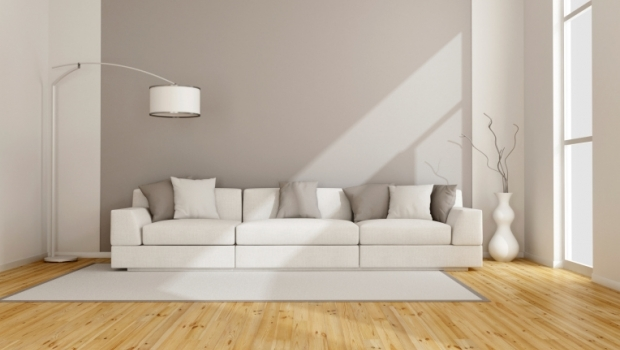 total white living room - homexyou.com - Soggiorno Total White 2