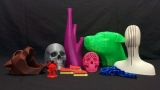 3D printing for furnishings