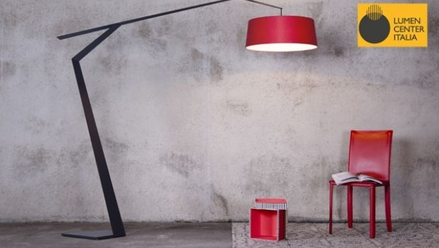 Lamp with shade