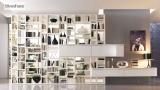 The contemporary bookcase
