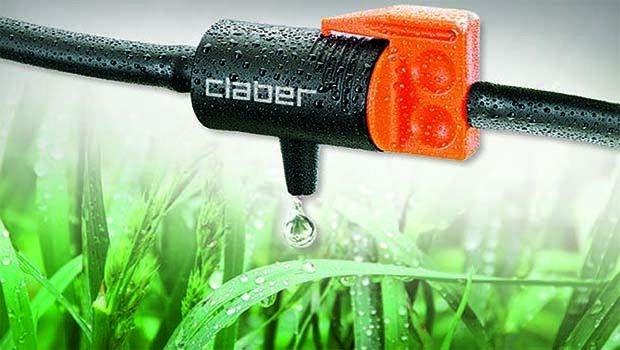 Drip irrigation system DIY
