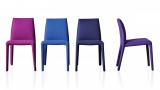 Designer chairs and chromotherapy