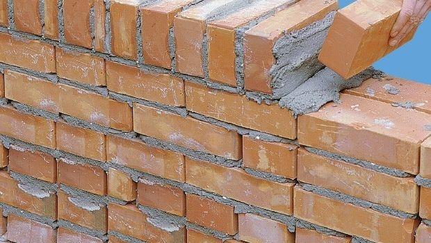 Build a wall in the garden