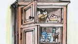 Pantry closet