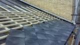 Ceramic roofing slate