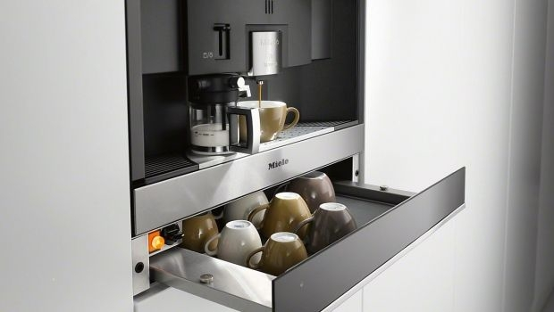 Built in coffee machines
