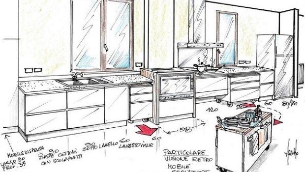 Kitchen on wheels: a dynamic project