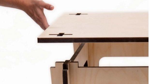 Interlocking furniture