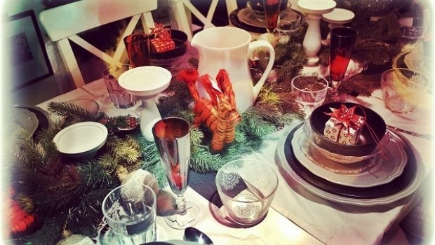 Christmas table: ideas and trends
