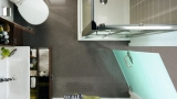 Small bathroom fixtures