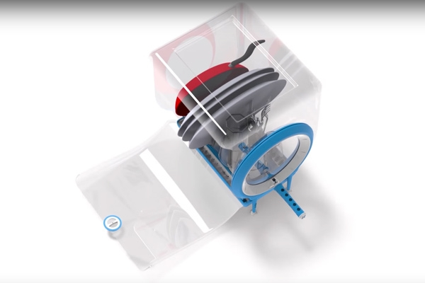 Circo indrpendent dishwasher