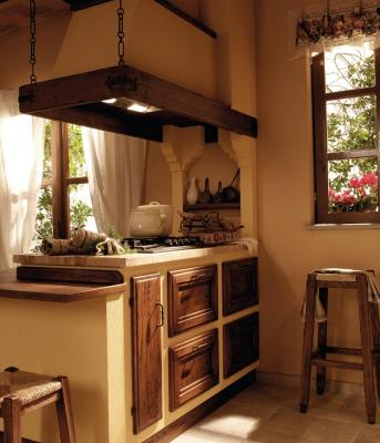Small-peninsula-but-well-equipped-in-the-Juliet-kitchen-by-zappalorto