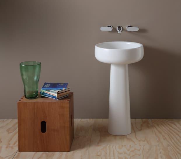 Lavabo freestanding Bonola50 by ceramica flaminia