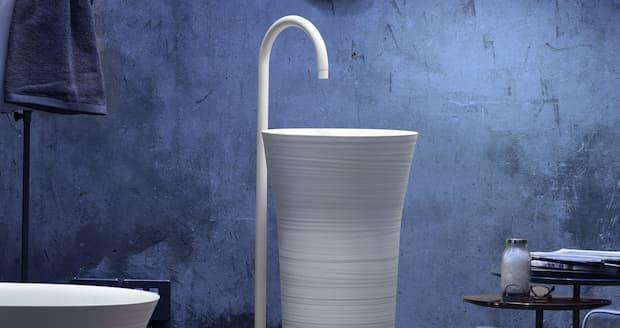 Lavabo freestanding Handmade WA9 by Falper