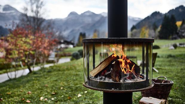 Camino barbecue da esterni Surprise - Foto: Rüegg