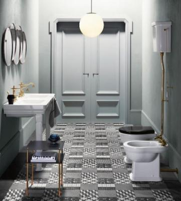 Retro-style-bathroom-with-sanitary-ware-by-gsi-ceramica