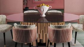 Trendy webbing furniture